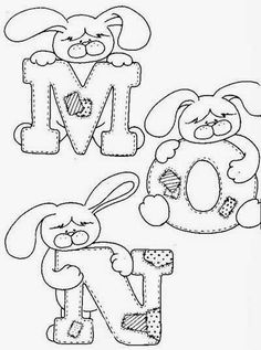 Coloring Sheets, Coloring Books, Coloring Pages, Adult Coloring, Alphabet For Kids, Alphabet And Numbers, Alphabet Templates, Embroidery Alphabet, Printable Coloring