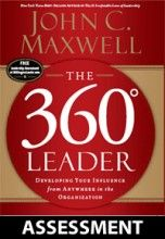 Great box by John Maxwell on leadership; what a leader really needs to lead well.