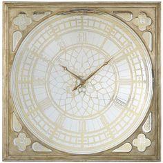 Found it at Joss & Main - Cleo Wall Clock