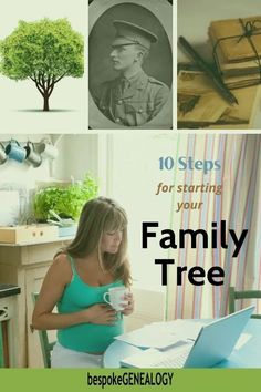10 Steps for Starting your Family Tree. If you are new to genealogy research, here's a beginners guide to starting your family tree.