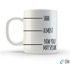 Einzigartige lustige Kaffeetasse Tee-Tasse von artstudio54 auf Etsy