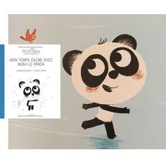 C'est une magnifique découverte que je vous propose aujourd'hui avec le livre «Mon temps calme avec Noah Le Panda» de Louison Nielman et Thierry Manes. Cet ouvrage va permettre aux enfants de suivre la journée d'un sympathique panda qui possède les clés de la sérénité. En effet, à travers des exercices de pleine conscience des …