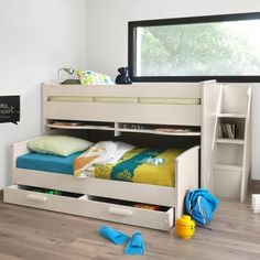 "Bianco Cabin Bed For a chance to win the sweepstakes: FOLLOW Childrens Funky Furniture on Pinterest. CREATE your own board with the title ""Childrens Funky Furniture"". PIN your top 3 favourite items from our ""PIN TO WIN"" board onto your ""Childrens Funky Furniture"" board."