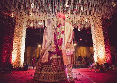 Akshay Bhansali and Krutika Ghorpade   Celebrity Weddings   WeddingSutra