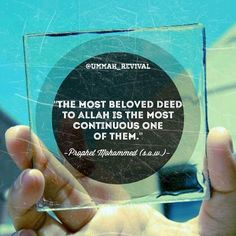 Beloved deed - Like _ Follow _ Share. Feel free to check out my Ummah revival accounts over at Facebook, tumblr and pinterest  #quran #islam #muslim #hadith #sahabah #deen #reminder #quote #islamic...