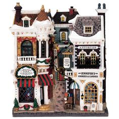 Lemax - Village Shops Facade - (45094) - £21.05 from Lemax Collectables