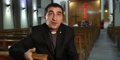 Father Paul Karam speaks about partnership with LDS Charities