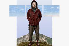 "AXS Folk Technology Fall/Winter 2013 ""Mount Analogue"" Lookbook"