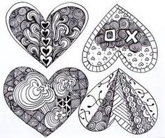 Easy Zentangle Patterns - Bing Images