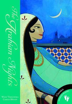 The Arabian Nights (Classics Advanced Readers) by Wafa Tarnowska http://www.amazon.com/dp/1846865689/ref=cm_sw_r_pi_dp_6Y3Nub04TMJE7