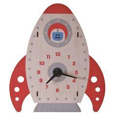 Rocket Wall Clock #laylagrayce