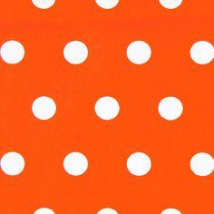 Pastille 2 - Cotton - red orange