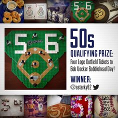 To help the time pass even quicker until #Brewers Opening Day, this year we've added more prizes along the way to our #SeeUApril6 Countdown. Congrats to the winner of fourth Qualifying Prize! This submission was our favorite from the 50s. And now we're just 48 days away from the return of Brewers Baseball! Join in the fun for your chance at great prizes. Click for details.