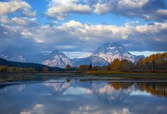Oxbow Bend by Dave McEllistrum on 500px