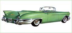 1957 | Cadillac Eldorado