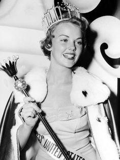 Carlene King Johnson, Miss USA 1955 Conozca todas las Miss USA de todos los años anteriores (FOTOS)   Telemundo