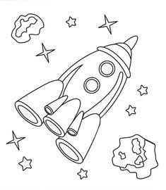 ausmalbilder rakete | ausmalbilder, ausmalbilder kinder, malvorlagen für kinder