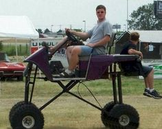 Redneck Golf Cart