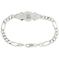 Sterling Silver Jewelry::Bracelets::Link Bracelets