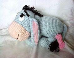 Eeyore Amigurumi crochet pattern $5.50 @Donesia Margolis Dofat Margolis - I would be happy to purchase the pattern :-)