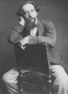 Photo Portrait of Charles Dickens Oliver Twist A Tale of Two Cities Simon Callow, France Culture, English Writers, Writers And Poets, Christmas Carol, Book Authors, Famous People, Famous Men, Poster Prints