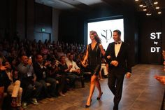 Famous fashion designers at Fashion Week 2011.