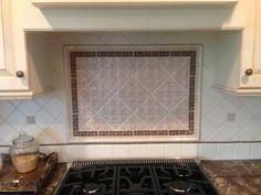 Hand-made tile