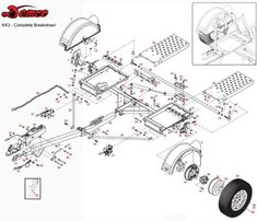 Are you wanting to build your own Tow Dolly Trailer, here