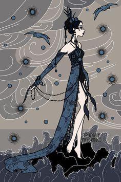 Discordia by ZoraRavenwood ~ Inkscribble Dress Up