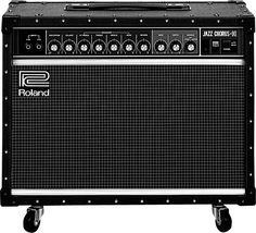 Roland JC-90, 90 watts of solid state clean, sparkly clean...