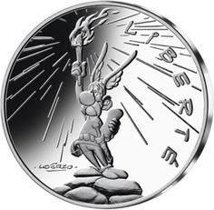 10 Euro Silbermünzen Asterix 2015 | MDM Deutsche Münze