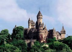 Burg Braunfels, Germany  fantastic collections of life artifacts, the courtyard of this castle is a checkerboard! love this place