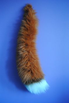 28 inch red fox tail by woodlandcreatureshop on Etsy, $60.00