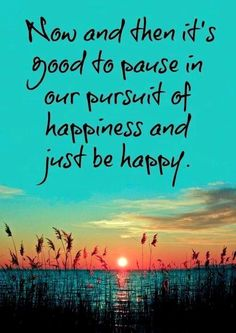 Discover happiness and just be Happy. Good Morning Sunday!