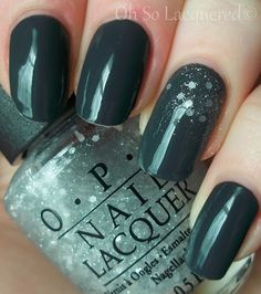 OPI Pirouette My Whistle as Top Coat
