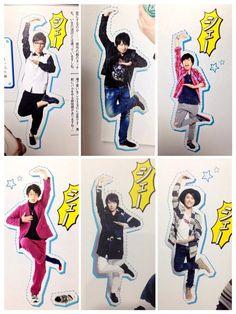 おそ松のシェー(櫻井孝宏) カラ松のシェー(中村悠一) チョロ松のシェー(神谷浩史) 一松のシェー(…  零@白猫とイカ中毒さんのTwitterで話題の画像