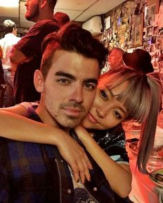 Joe Jonas and Jinjoo Lee - #DNCE
