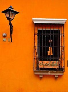 Orange Chocolate (read the sign :)) Ventana Windows, Pintura Exterior, Power Colors, Orange Aesthetic, Orange You Glad, Chocolate Orange, Orange Crush, Orange Is The New Black, Happy Colors