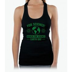 For Science! Womens Tank Top