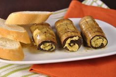 Eggplant rolls by Bakers Corner, via Flickr