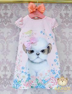 efa858c67 Kids Outfits Girls, Kids Girls, Girl Outfits, Girls Pajamas, Little Girl  Dresses