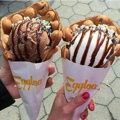 ice cream yummy