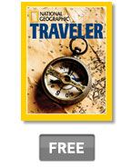 Get National Geographic Traveler  magazine now on iPad®!