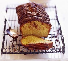 drizzle loaf Jaffa drizzle loaf Our family call it our Jaffa Cake Cake!Jaffa drizzle loaf Our family call it our Jaffa Cake Cake! Loaf Recipes, Bbc Good Food Recipes, Baking Recipes, Sweet Recipes, Cake Recipes, Baking Ideas, Funnel Cakes, Biscotti, Brownies