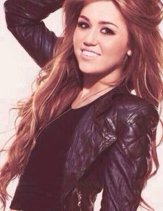 Miley's old hair.... Beautiful!