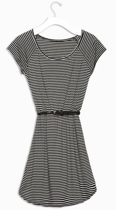 Stripe Dress //