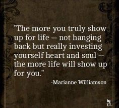 investing with your heart and soul ~