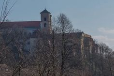 Klasztor w Tyńcu trochę inaczej.