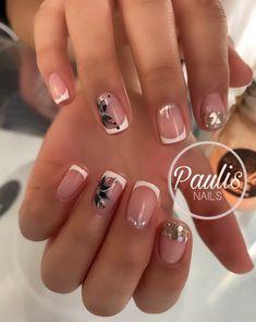 Elegant Nails, Girls World, Art Nails, Nail Designs, Make Up, Hairstyles, Beauty, Fashion, Work Nails