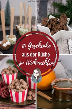 weihnachten geschenke Newest Snap Shots 10 gifts from the kitchen for Christmas - MakeItSweet.de Style The concept to give Christmas gifts shows to be an amazing thought you will recall forever. Christmas Crafts For Gifts, Christmas Sewing, Homemade Christmas, Christmas Presents, Christmas Time, Xmas, Christmas Ideas, Gifts For Cooks, Food Gifts